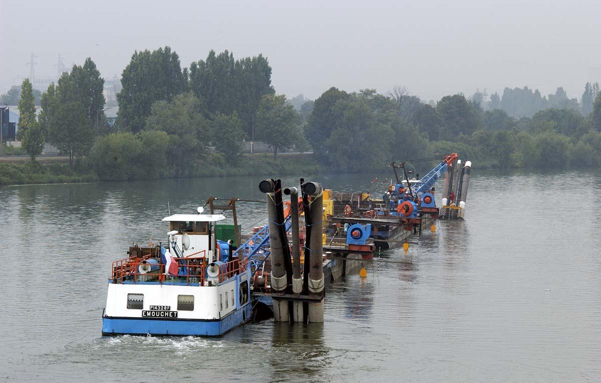 Traversée de Seine