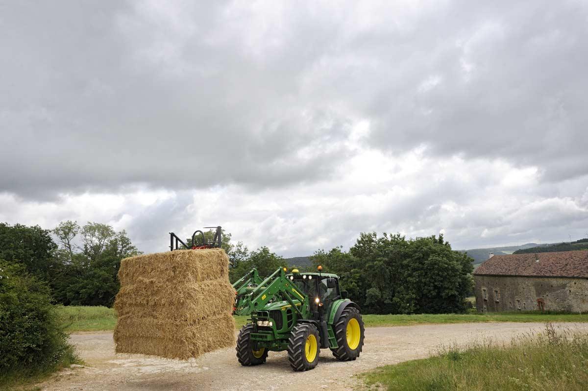 Gaec céréalière et bovine en Bourgogne