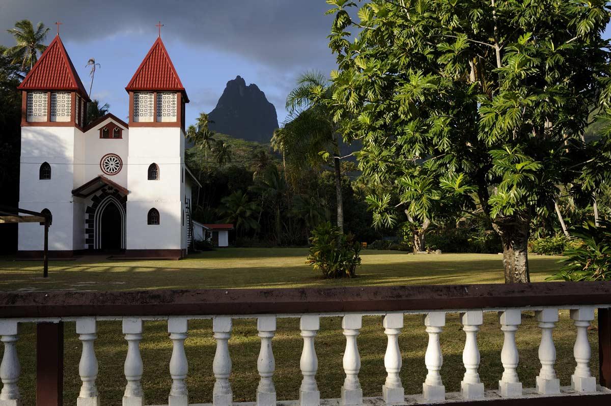 Tahiti - Marché de Papeete